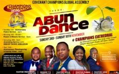Champions Convention 2019